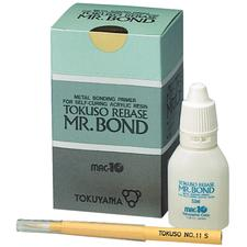Tokuso® Rebase Mr. Bond Kit Metal Primer for Self-Curing Acrylic Resin
