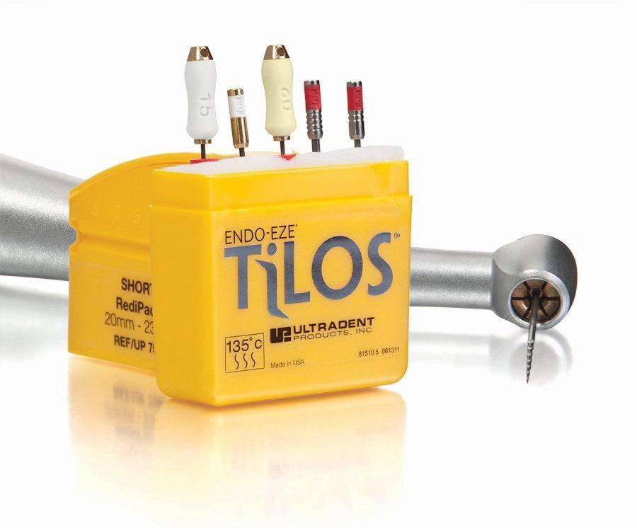 Endo-Eze TiLOS Instruments and Hand Files