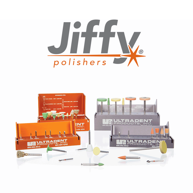 Jiffy Universal Ceramic Finishing System