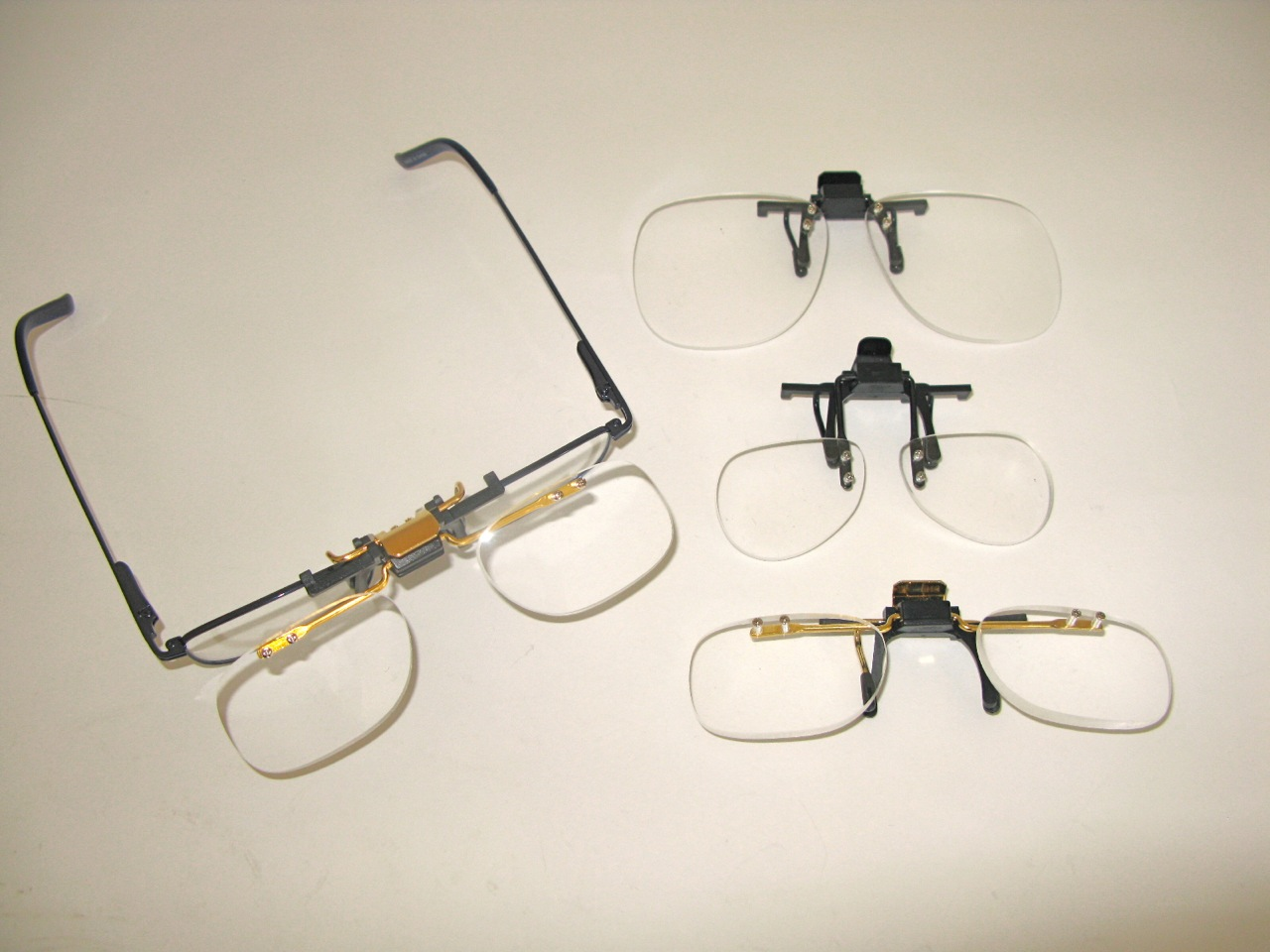 Task-Vision Clip On Loupe