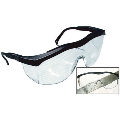 Wizard Bifocal Safety Glasses
