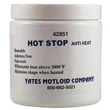 Hot Stop Heat Absorbing Compound