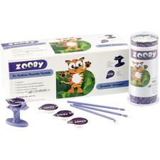 Zooby 5% Sodium Fluoride Varnish