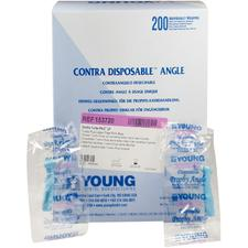 Contra Turbo Plus Latex-Free Disposable Prophy Angles