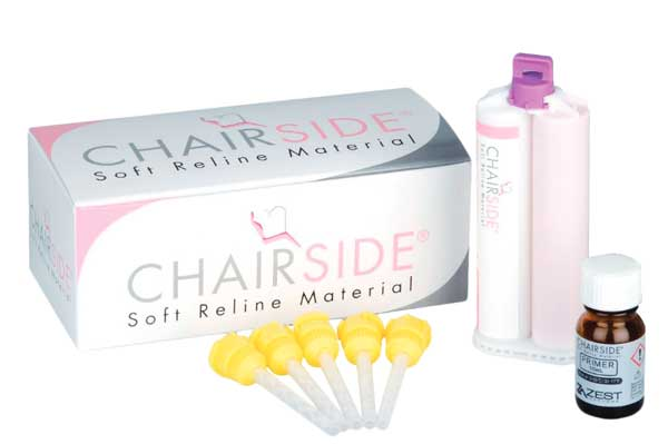 Chairside Soft Reline Material